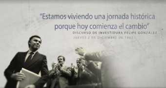 Un sí para seguir cambiando España